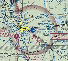so many pilots ignored the picacho heliport s ata about 60 miles southeast of phoenix that the chart makers added a special notice to remind us to call the